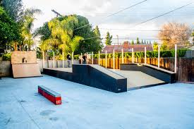 Custom Backyard Skatepark For Kelvin Hoefler OC Ramps - Backyard skatepark designs