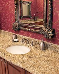 Granite Bathroom Vanity Gold Granite Bathroom Vanity Capitol Granite