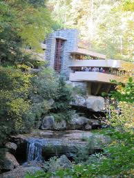 Frank Lloyd Wright Waterfall by Five Frank Lloyd Wright Designed Buildings Within Driving Distance