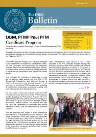 dbm publications