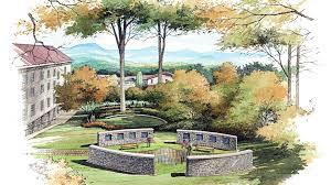 columbarium garden ymca blue ridge assembly