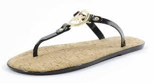 amazon com michael kors womens mk charm jelly sandal black gold