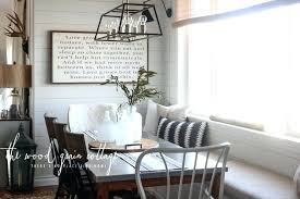 lighting stores in maryland breakfast table lighting vintage bulbs white walls light bright and