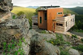 wooden house plans relaxing wooden house in colorado hupehome