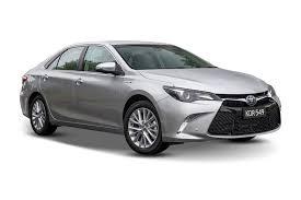 toyota camry 2 5 l 2017 toyota camry atara sl hybrid 2 5l 4cyl hybrid automatic sedan