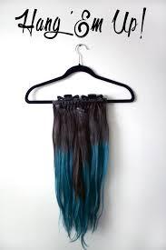 diy hair extensions diy hair extension holder quinnfacemakeup beauty tips tricks