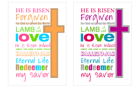 free easter poems free christian easter printables jellibean journals