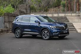 renault koleos 2017 red renault reviews archives performancedrive