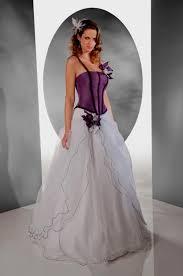 white and purple corset wedding dresses naf dresses