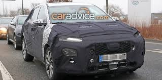 hyundai compact cars hyundai sub compact suv spied inside and out ahead of australian
