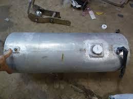 one way to repair leaking aluminum fuel tanks sailfeed