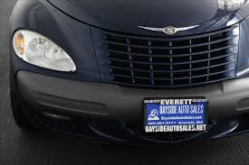 blue chrysler pt cruiser in washington for sale used cars on