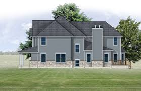 these are the color renderings of the spec house we are building