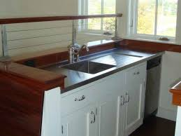 Stainless Steel Kitchen Countertops Stainless Steel Countertops Sinks Drain Boards And Copper