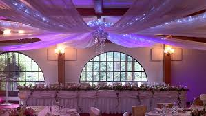 wedding drapery led corporate event entertainment planning wedding dj