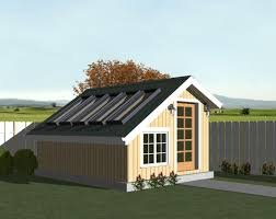 Potting Sheds Plans Greenhouses