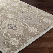 Tufted Area Rug Castille Gray Wool Tufted Area Rug Reviews Joss