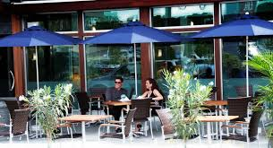 Restaurant Patio Umbrellas Greenwich Pulley Lift Umbrella Residential And Commercial Patio