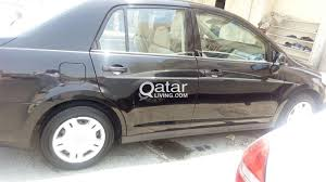 nissan tiida black nissan tiida 2012 black full automatic for sale qatar living