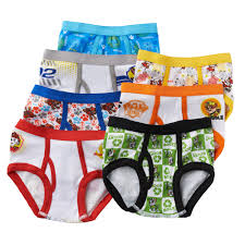 patrol 7 pk briefs toddler boy