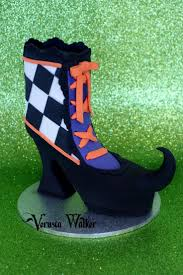 witch boot halloween decorations 382 best halloween cakes images on pinterest halloween cakes
