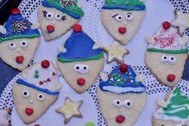 Holiday Cookies Little Elf Decorated Sugar Cookies