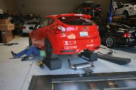 ford focus st modded big bolt on power for your focus st