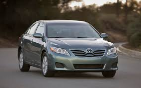 2011 toyota camry reviews and rating motor trend