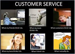 Customer Service Meme - image 253323 what people think i do what i really do know