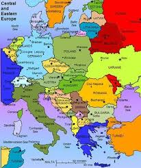 map of eastern european countries best 25 central and eastern europe ideas on eastern