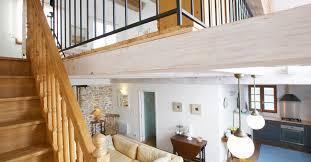 big modern kitchen maisonnettes domaine de bellac