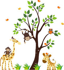 Wall Stickers For Kids Rooms by 66 Best Styling Childrens Wall Decals Images On Pinterest Tree