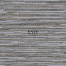 chalk printed eco texture non woven wallpaper woven motif blue