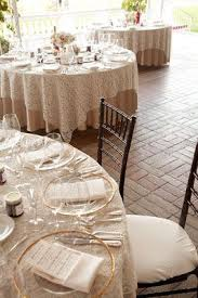 silver lace table overlay 35 best wedding table overlay images on pinterest tablecloths