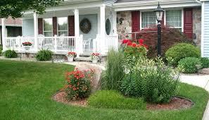 house landscaping ideas simple landscape ideas for front of house landscape design front