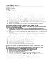 Prosecutor Resume Attorney Resume Format Resume Sample Of A Paralegal With