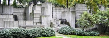 preserving the modern landscape the cultural landscape foundation