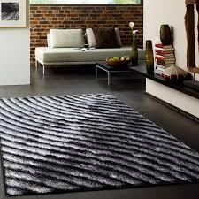 amazon com on sale 3d shag collection 3d gray area shag rug