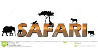 safari safari logo africa stock illustration image of zebra 13218713