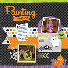 halloween paper products design october 31st collection halloween 12 x 12 paper pack