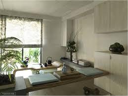 Oriental Modern Furniture by A Modern Asian Minimalistic Apartment