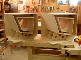 Bass Speaker Cabinet Design Plans Guitar Speaker Cabinet Design Plans Speakers Bill Fitzmaurice
