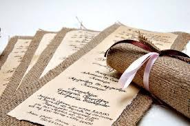 faire part mariage parchemin faire part mariage original en 80 idées splendides pour vous