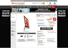 boulanger ordinateur de bureau black friday boulanger apple 15 imac 27 i5 3 2 ghz avcesar com