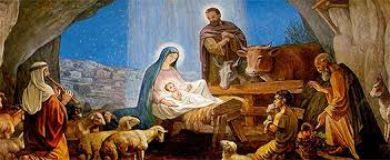 merry the lord our saviour was born to us on