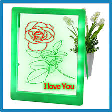 wholesale drawing educational toy led writing pad for kids buy