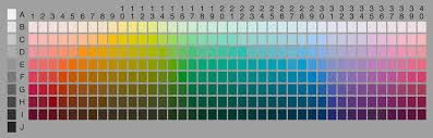 paint color wheel of house inspirations chart interactive idolza
