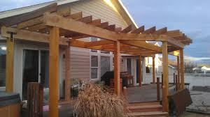 Pergola And Decking Designs by Decks U0026 Pergolas Alpine Landscaping
