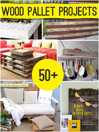 50 pallet projects roundup repurposed wood pallet projects and