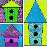 birdhouse quilt pattern birdhousepieceblock gif